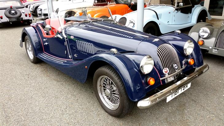 1999 Morgan Plus 4 #9