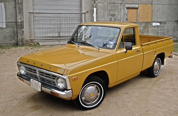 Ford Courier #5