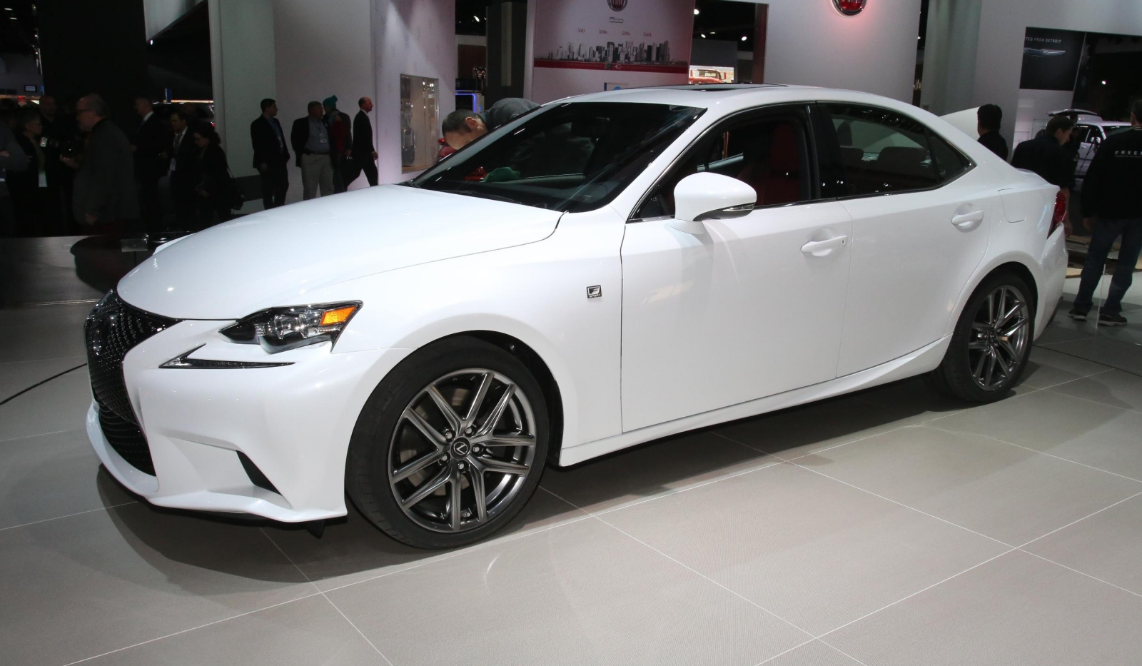 2013 Lexus Is F #1