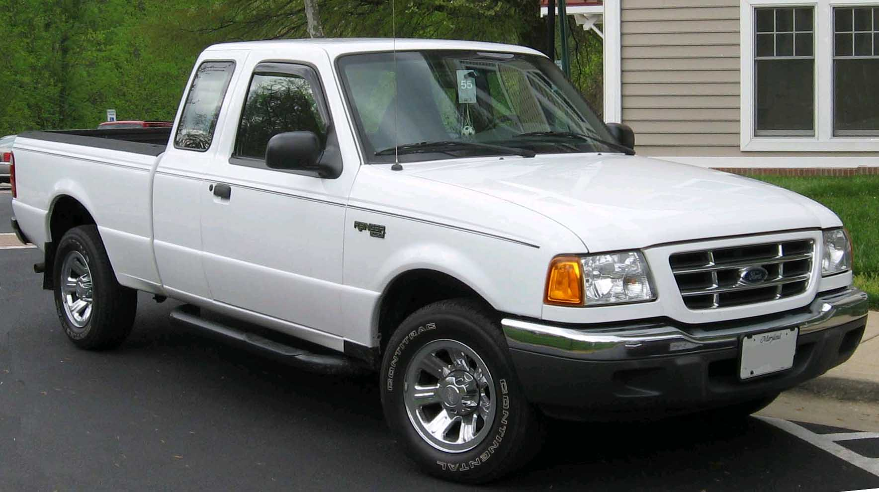 2003 Ford Ranger Photos Informations Articles Edge Wiring Diagram 1
