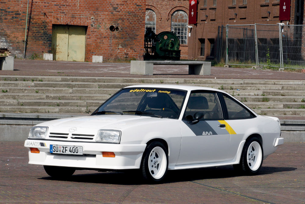 1984 opel manta photos informations articles. Black Bedroom Furniture Sets. Home Design Ideas