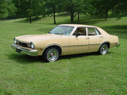 1974 Ford Maverick #11