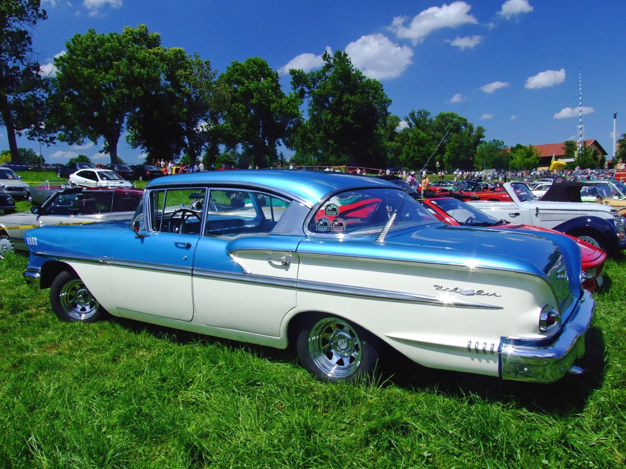 1958 Chevrolet Bel Air #3