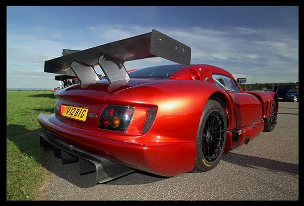2000 TVR Speed 12 #8