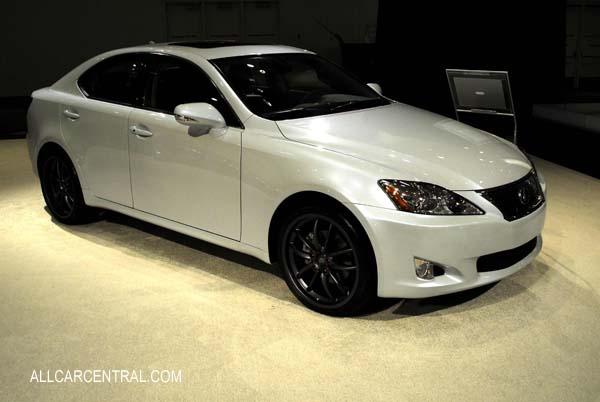 2009 Lexus Is 250 #14