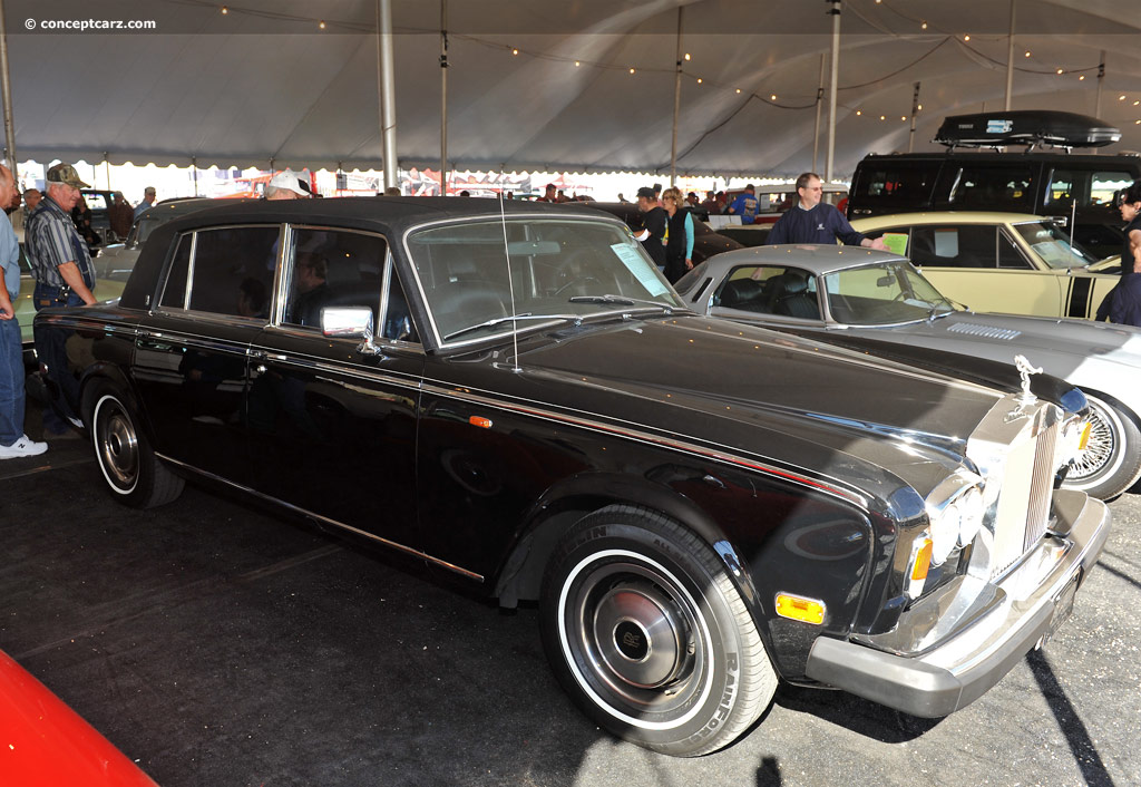 1978 Rolls royce Silver Shadow #10