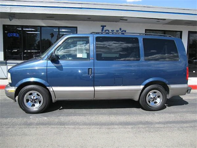 2002 Gmc Safari #7