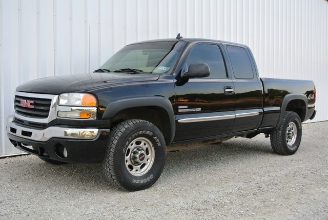 2006 GMC Sierra 2500hd #2