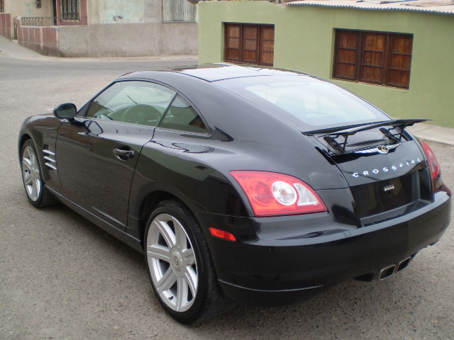 2006 Chrysler Crossfire #3