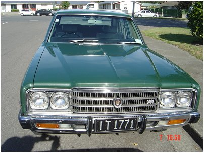 1978 Toyota Crown #11