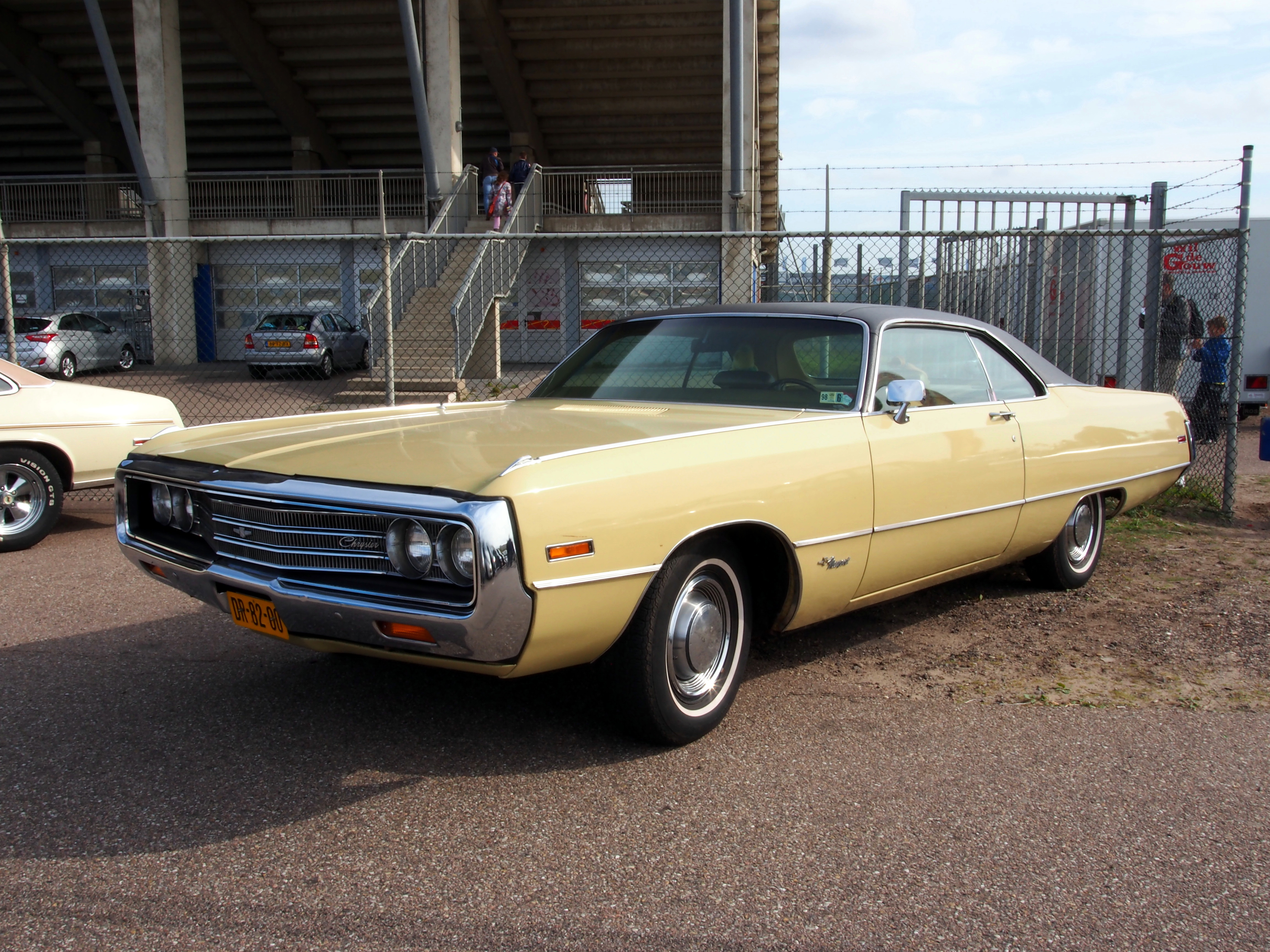 1971 Chrysler Newport #1