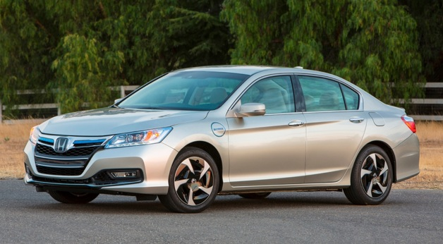 Honda Accord Plug-in Hybrid #13