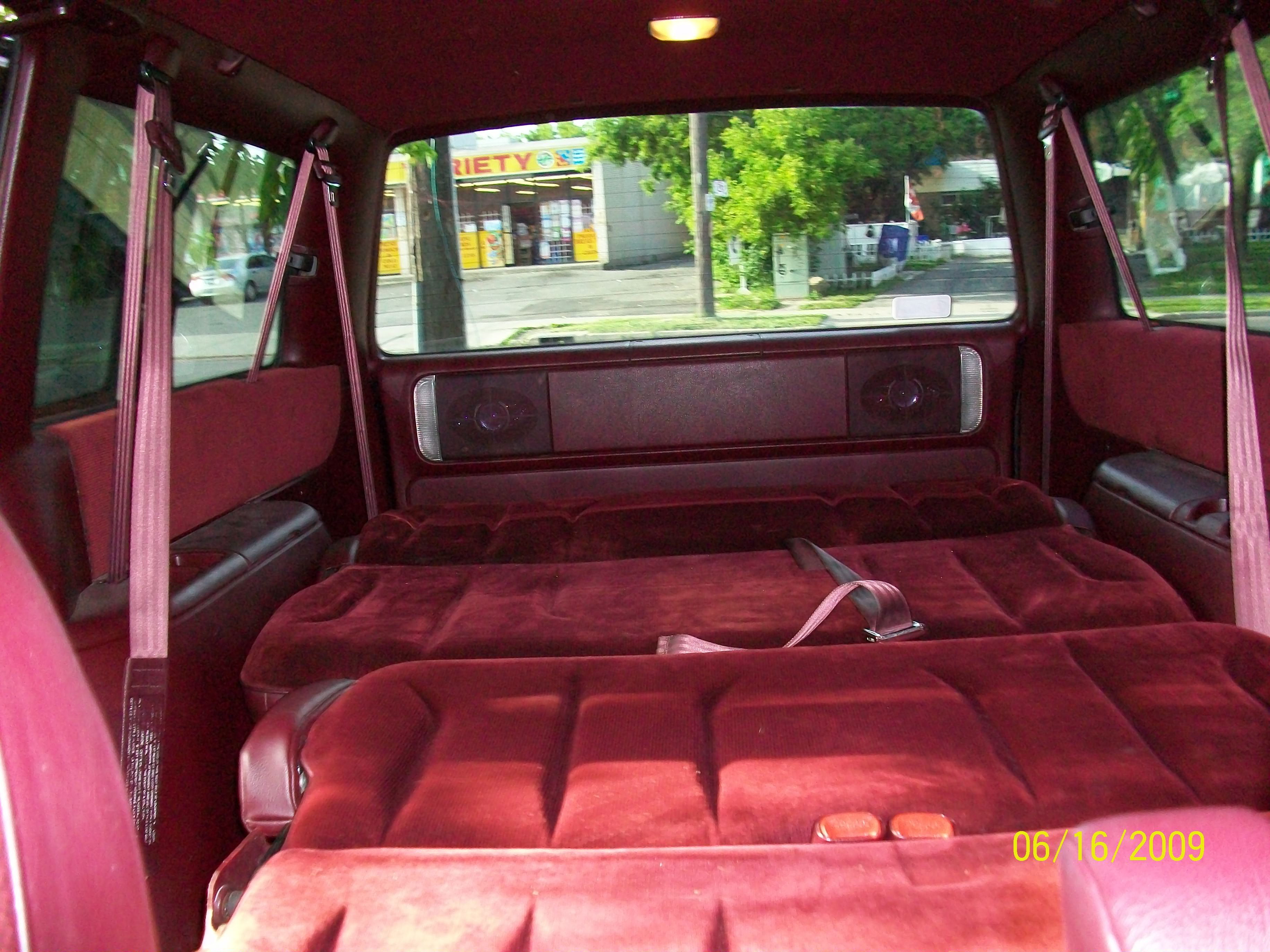 1991 Plymouth Voyager #14