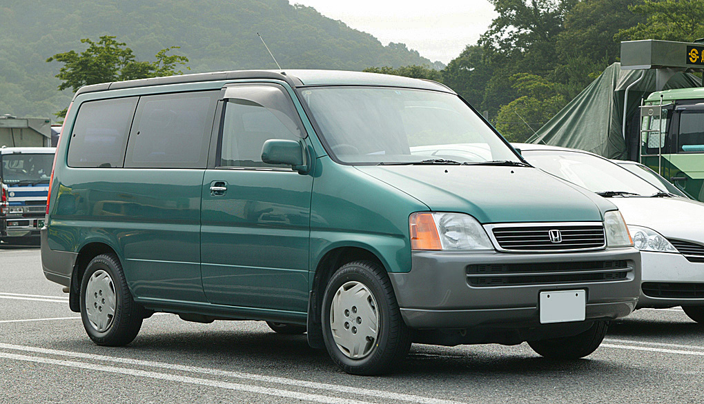 1998 Honda Step Wagon #4
