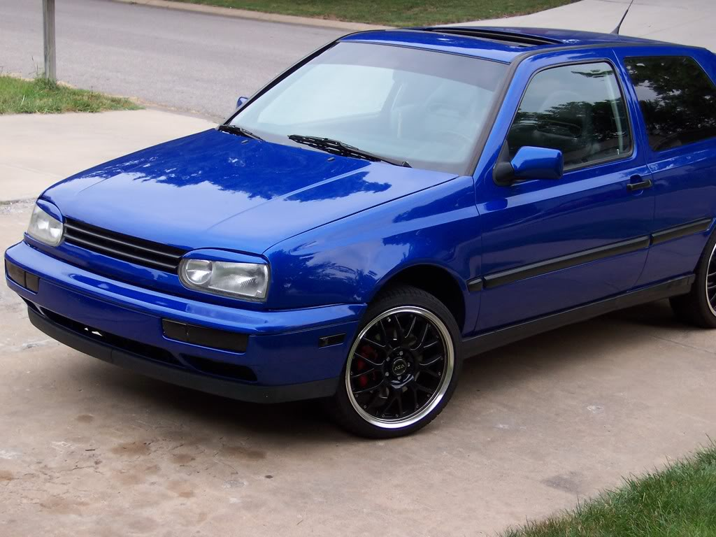 1995 Volkswagen Golf #12
