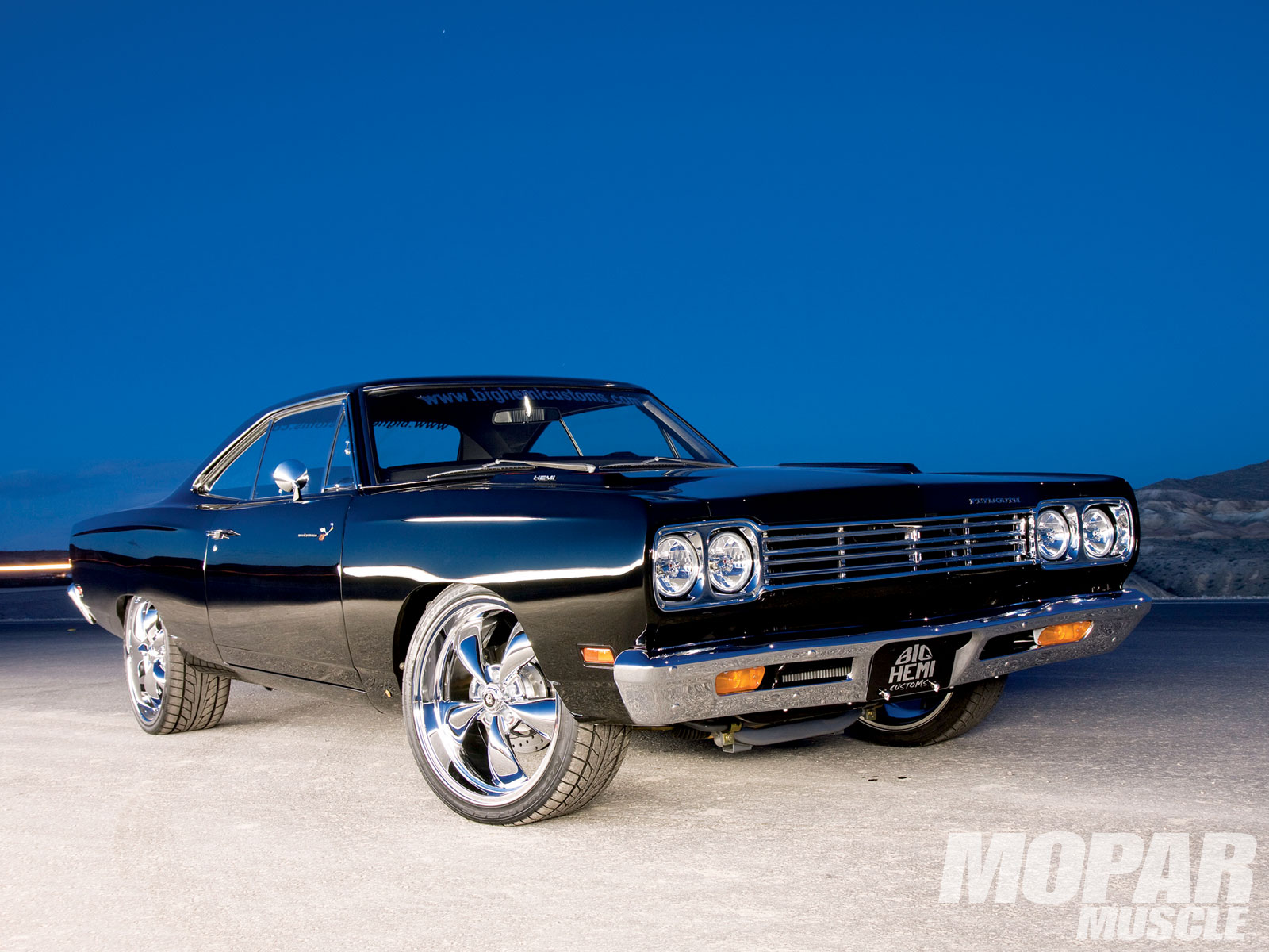Plymouth Road Runner #13