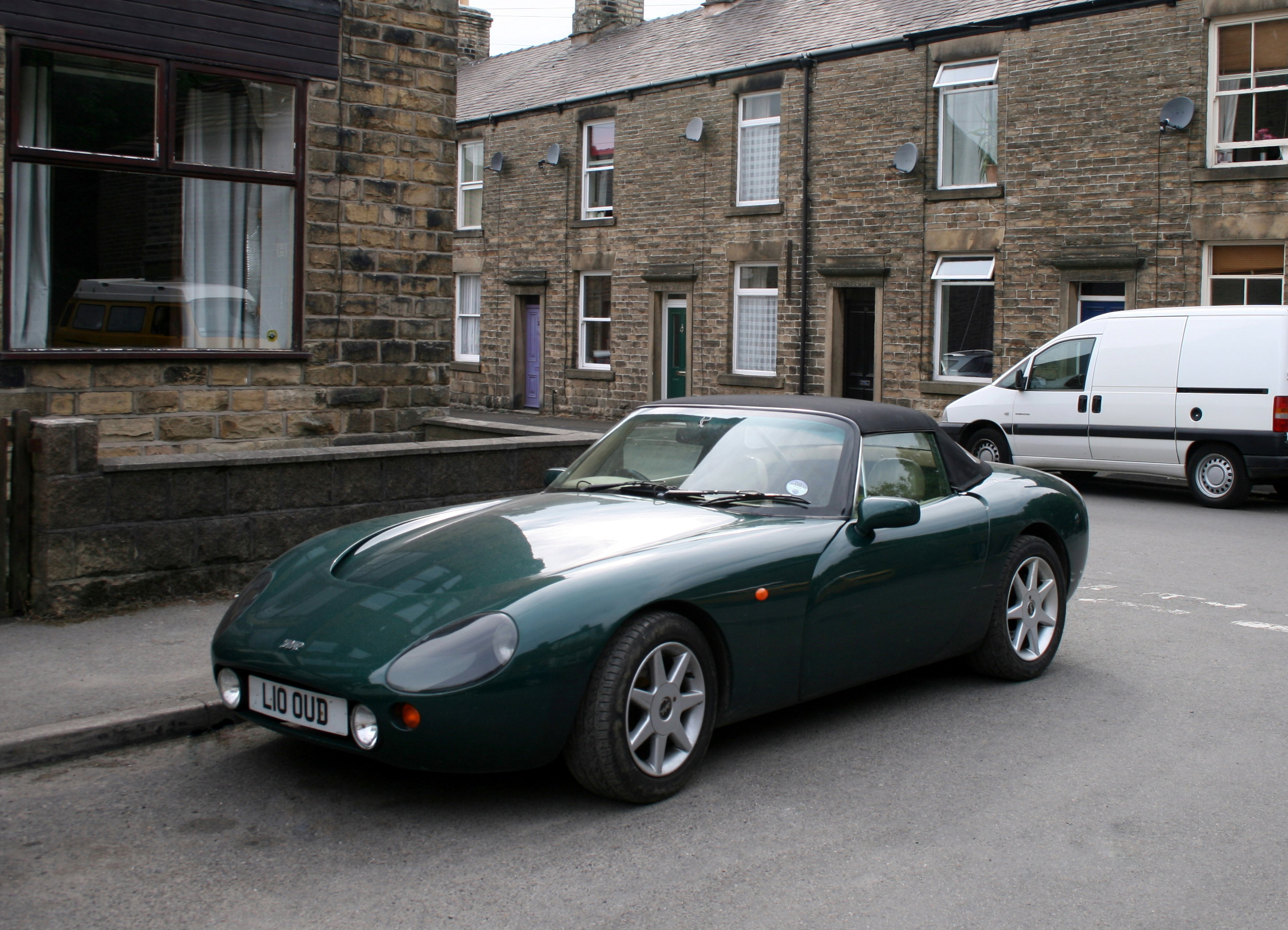 1996 TVR Griffith #15