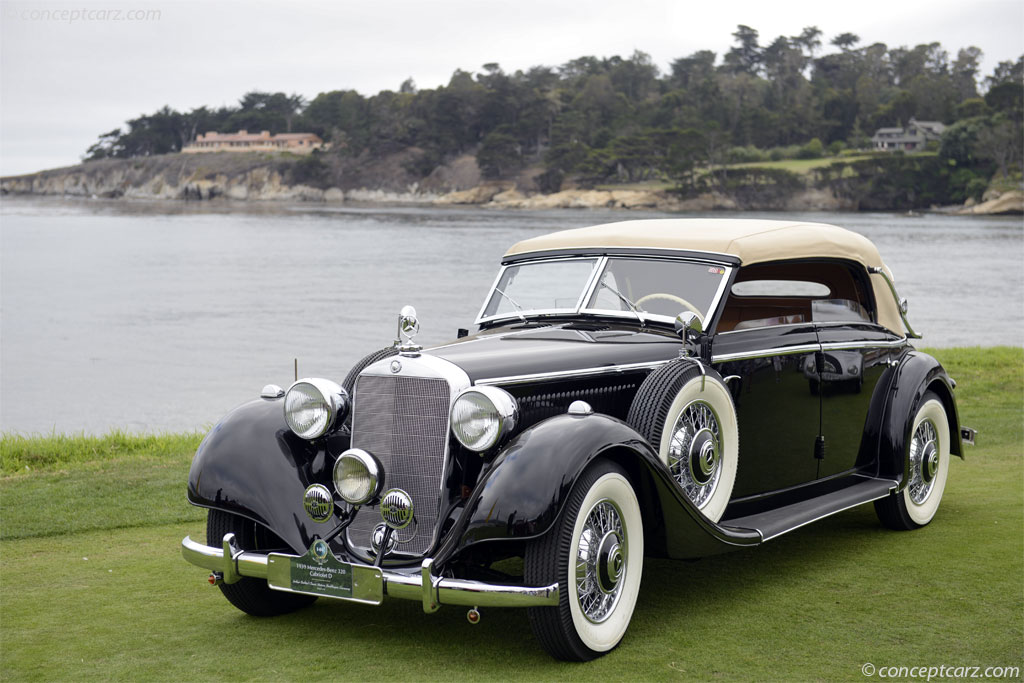 1942 mercedes benz 320 photos informations articles