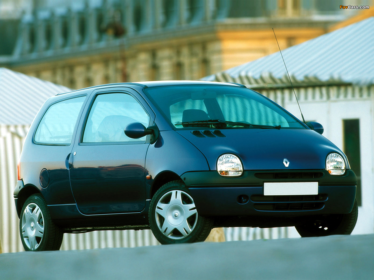 1998 renault twingo photos informations articles. Black Bedroom Furniture Sets. Home Design Ideas