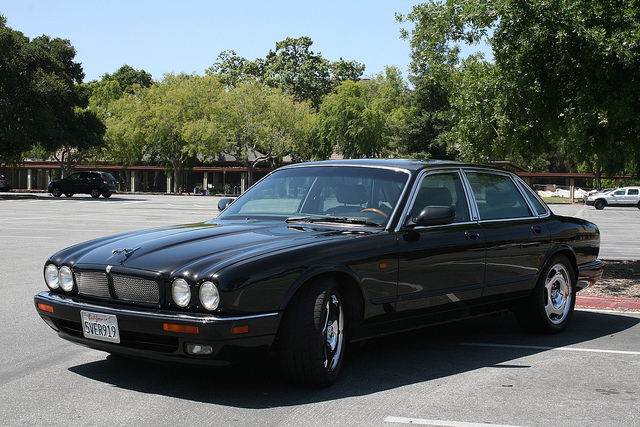 1997 jaguar xjr photos informations articles. Black Bedroom Furniture Sets. Home Design Ideas