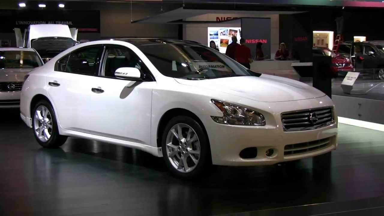 2012 Nissan Maxima Photos Informations Articles