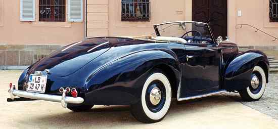 1947 Bentley Mark VI #29