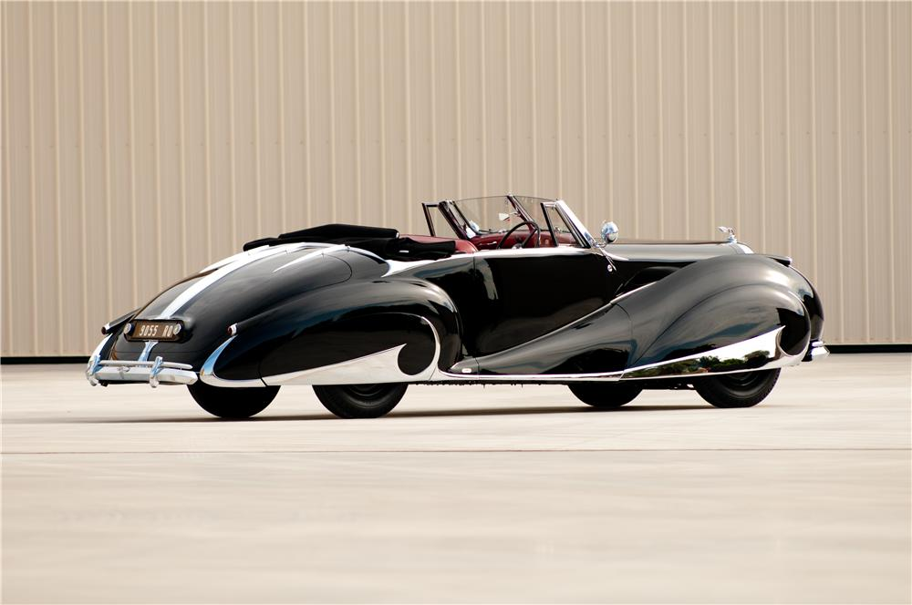 1947 Bentley Mark VI #20