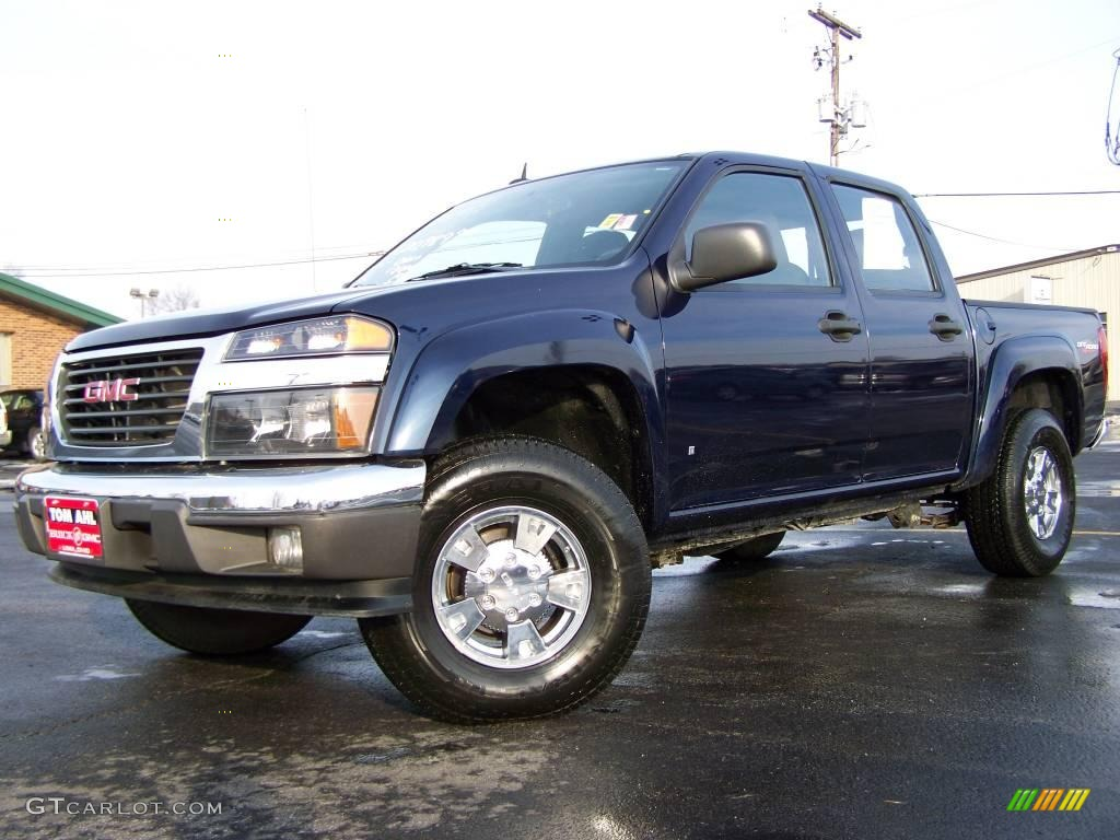 2008 GMC Canyon #9