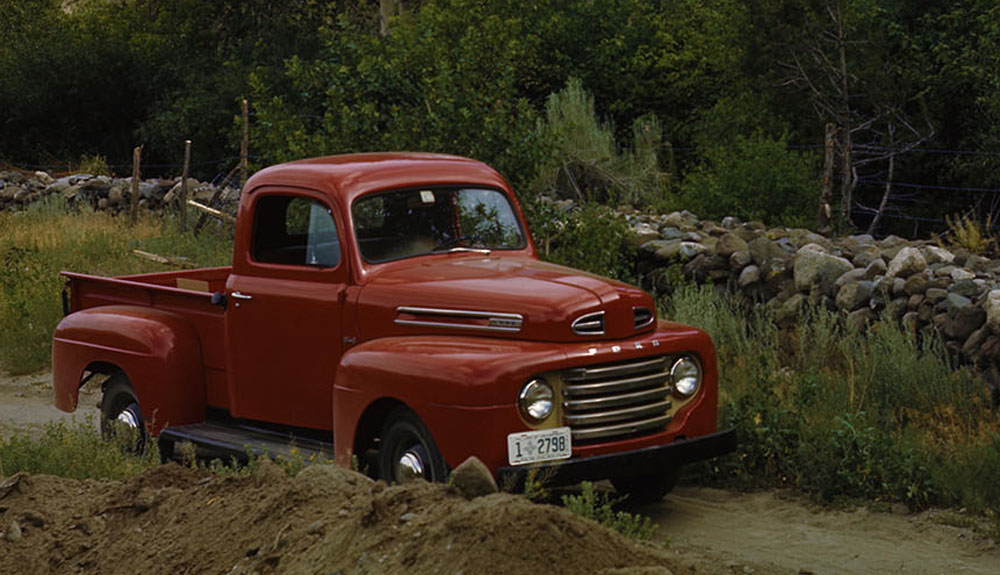 1948 Ford F #15
