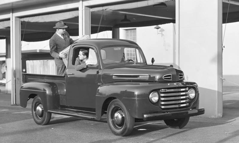 1948 Ford F #14