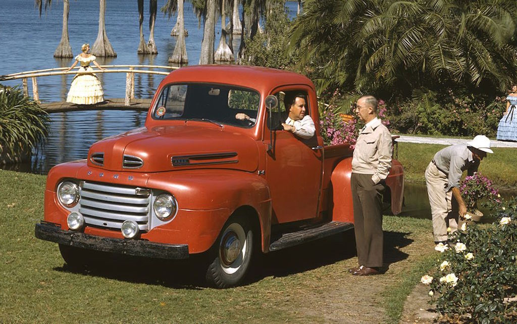 1948 Ford F #13
