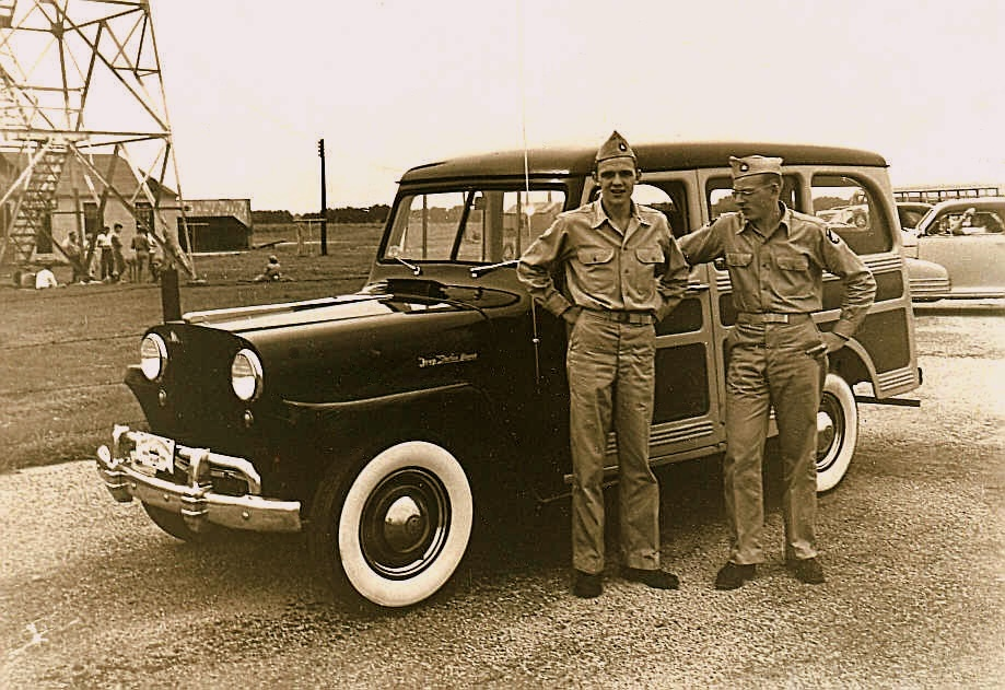 1948 Jeep Station Wagon #15