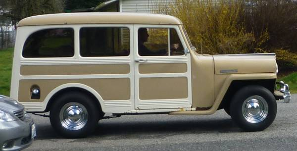1948 Jeep Station Wagon #14