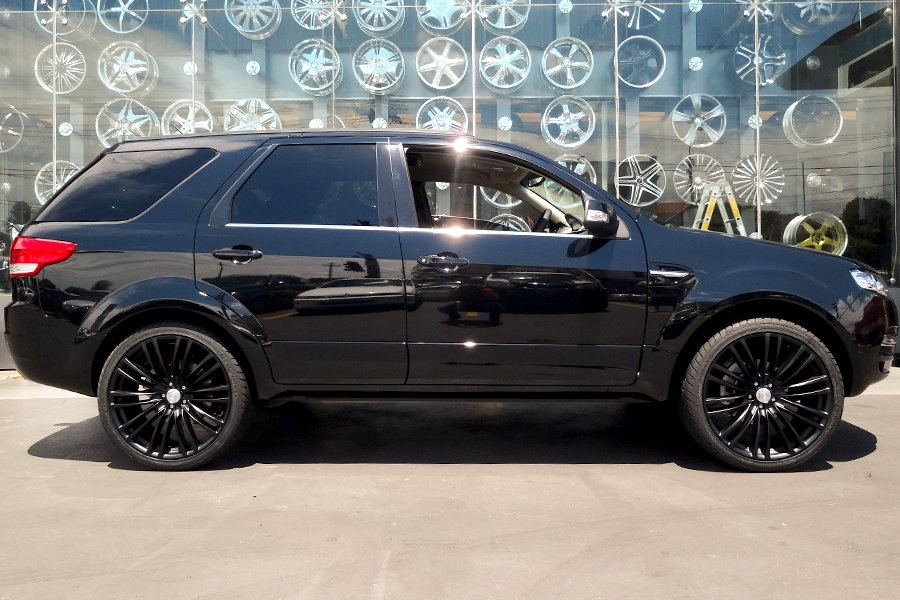 Ford Territory #11