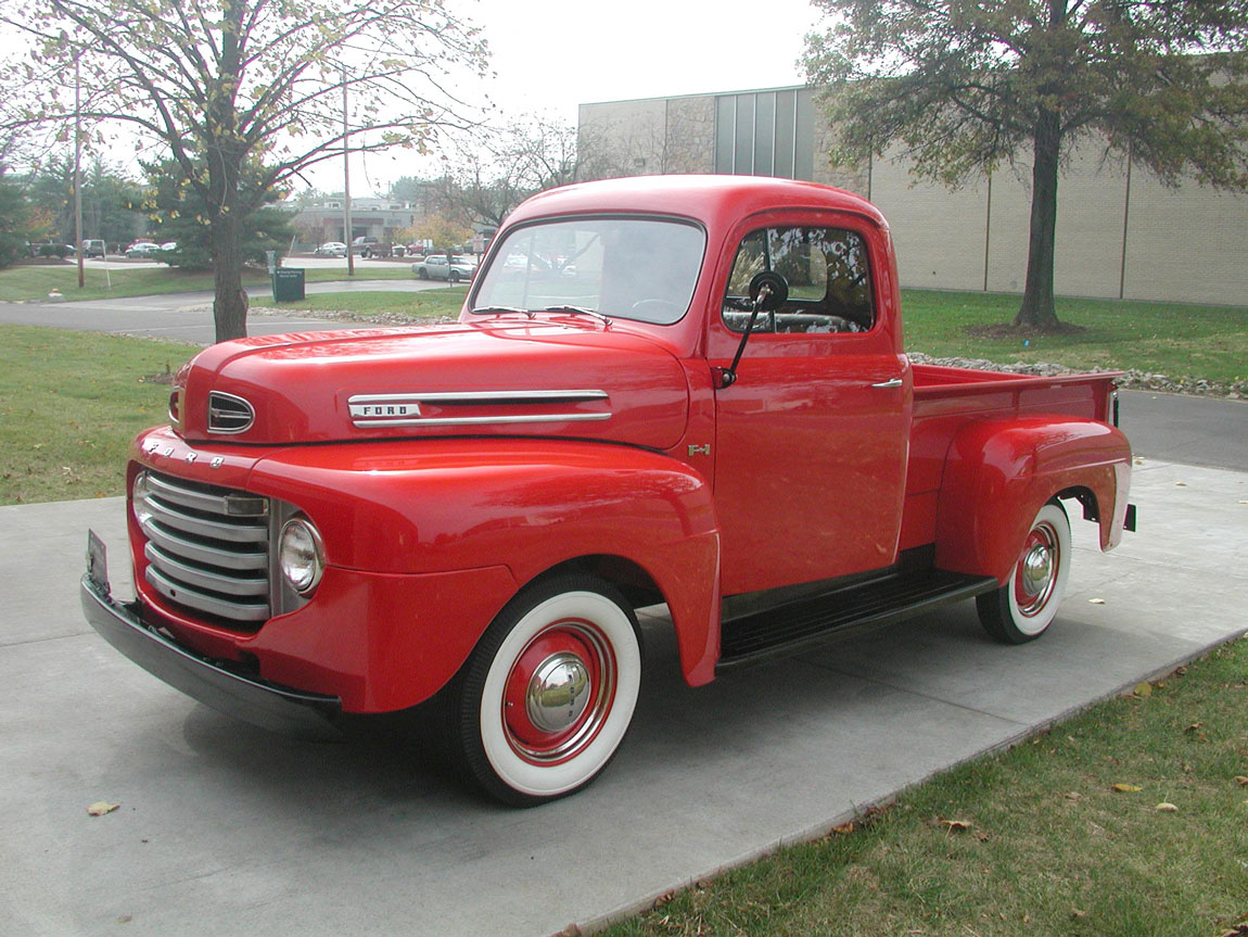 1949 Ford F #23