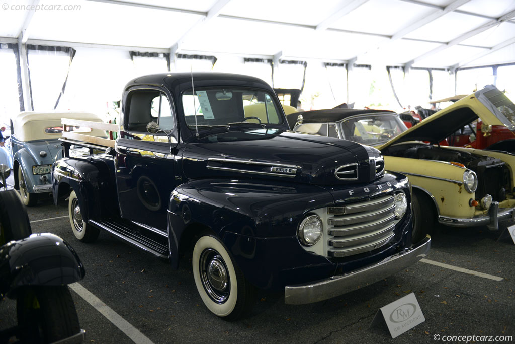 1949 Ford F #24