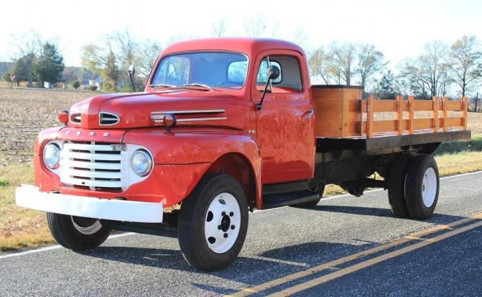 1949 Ford F #21