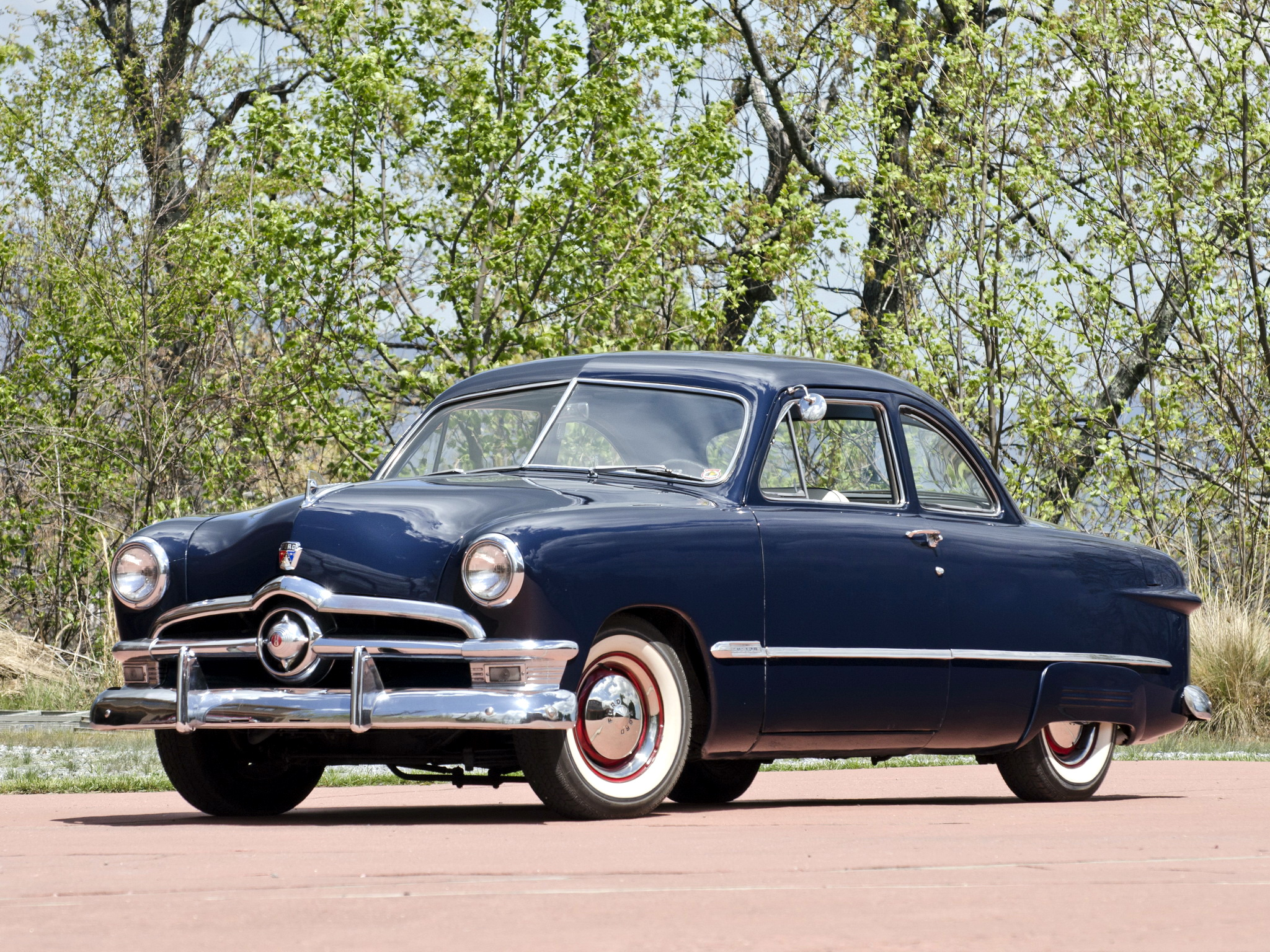 1950 Ford Custom Photos Informations Articles