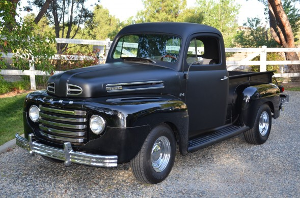 1950 Ford F #22