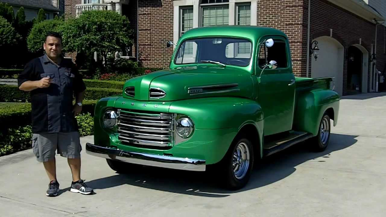 1950 Ford F #20