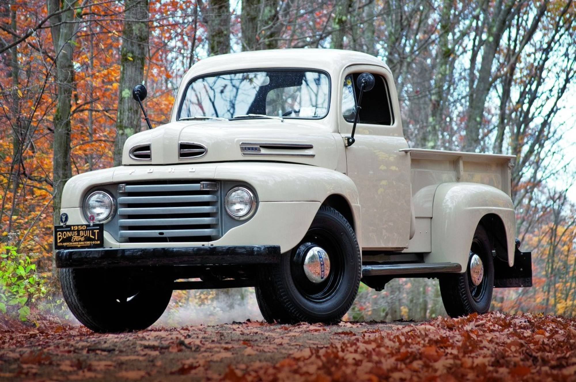 1950 Ford F #21