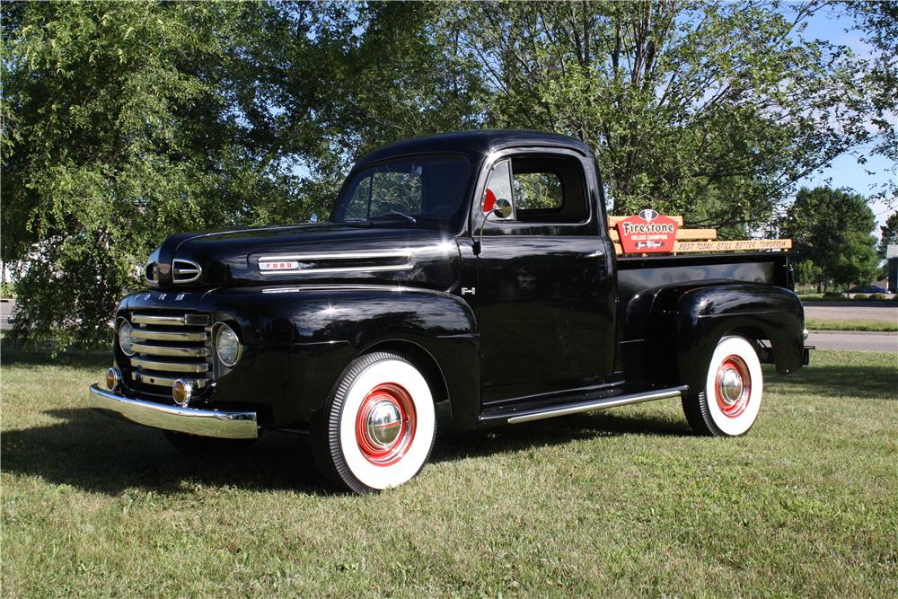 1950 Ford F #17