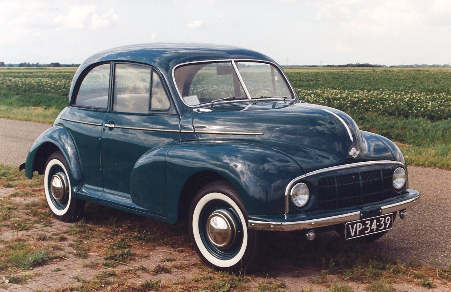 1950 Morris Minor Photos Informations Articles