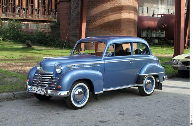 1950 opel olympia photos informations articles. Black Bedroom Furniture Sets. Home Design Ideas