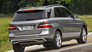 2012 Mercedes-Benz ML #13