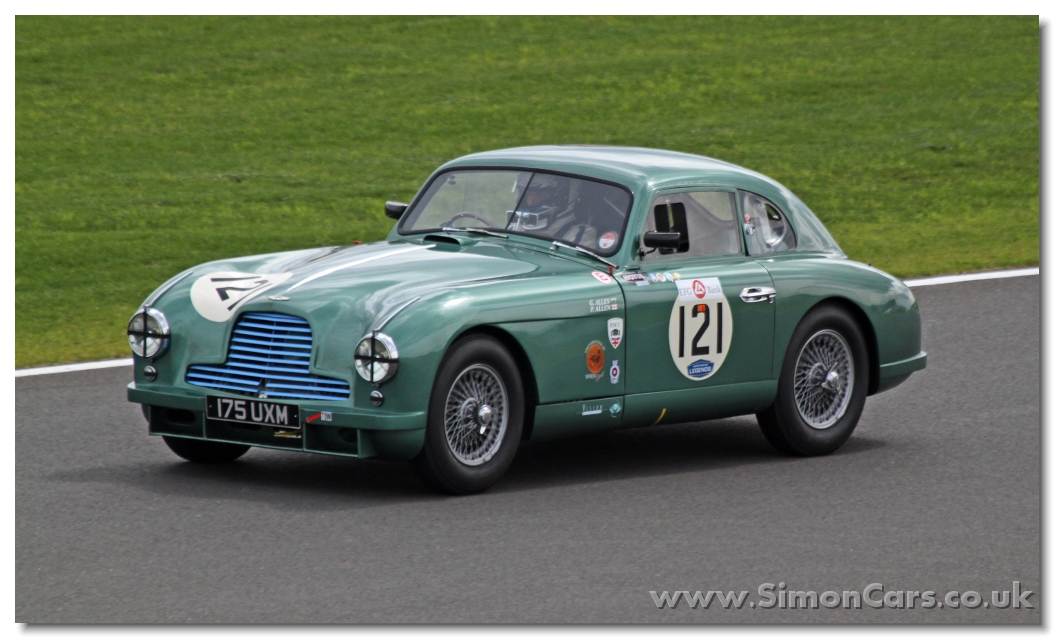 1951 aston martin db2 photos, informations, articles - bestcarmag