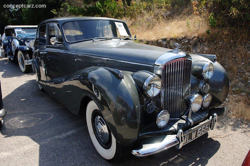 1951 Bentley Mark VI #19