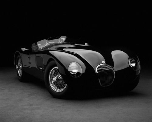 1951 Jaguar C-Type #18