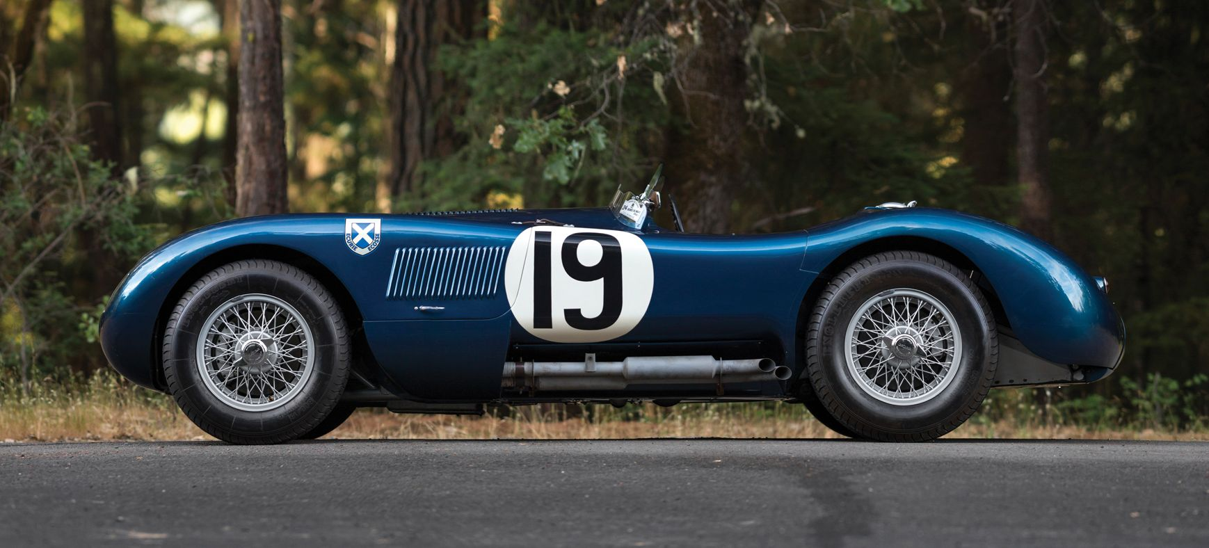1951 Jaguar C-Type #20