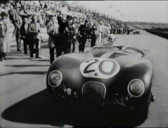 1951 Jaguar Type-C #18
